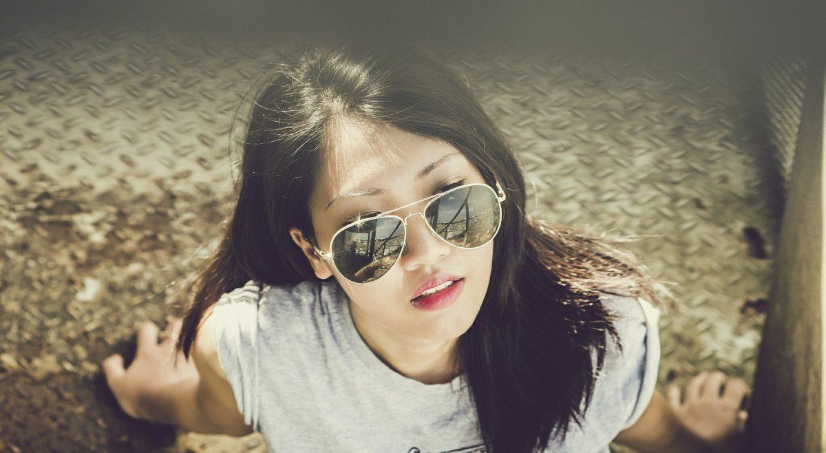blogueuse asiatique