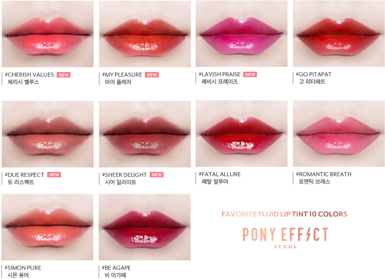 fluid lip tint