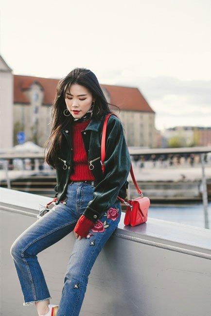 blogueuse chinoise