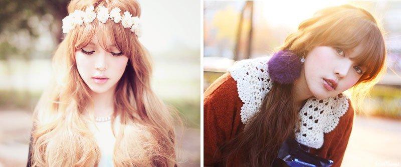 make up coréenne
