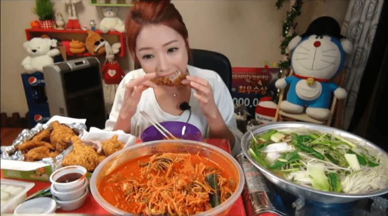 manger coréen