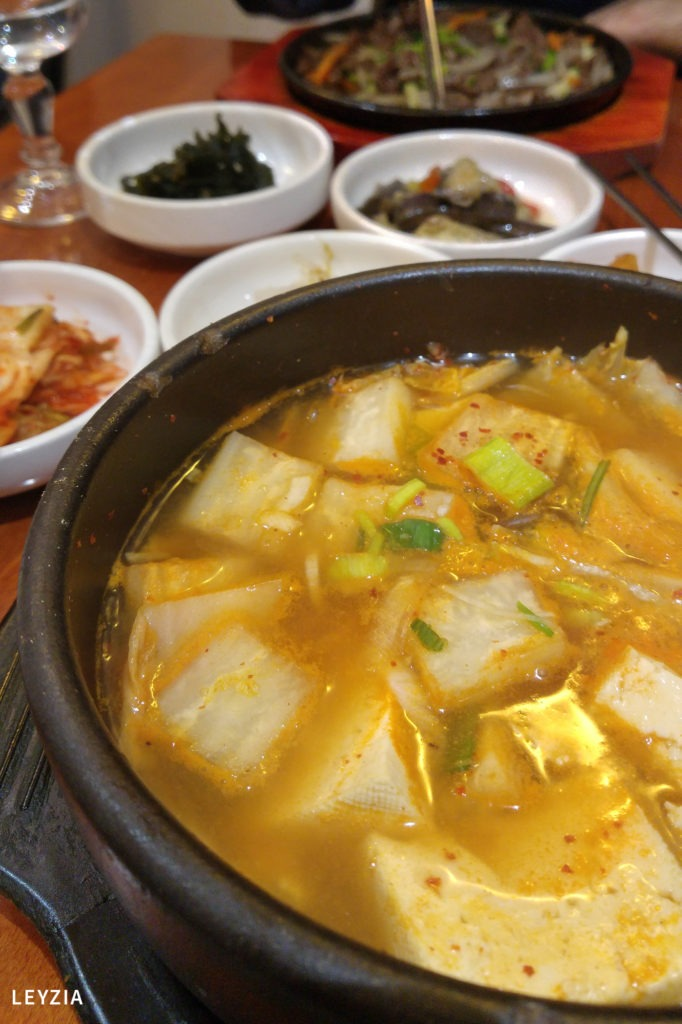ragoût tofu