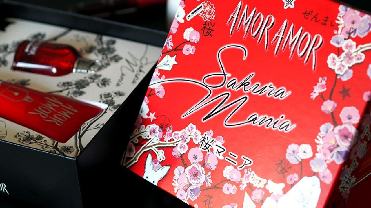 ManiaUne Sakura Amor L'édition Belle SurpriseLeyzia SzMVpqGU