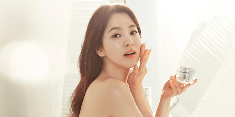 glowy coréenne