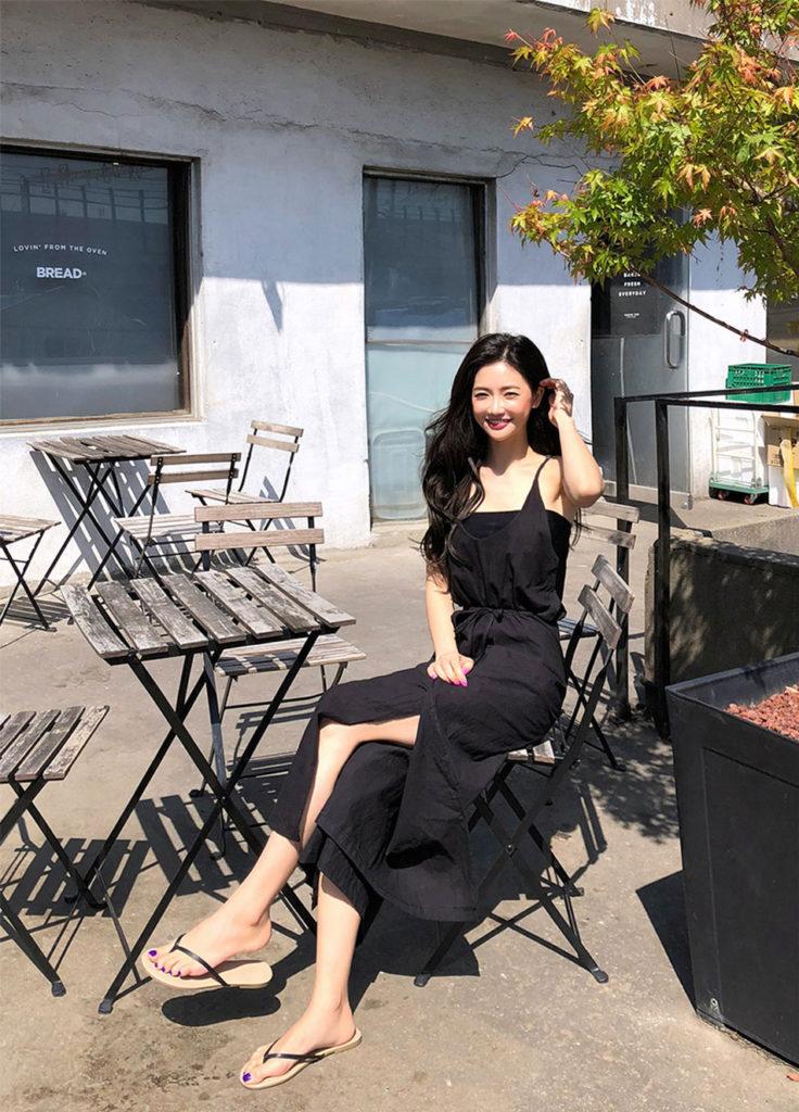 vêtements coréens