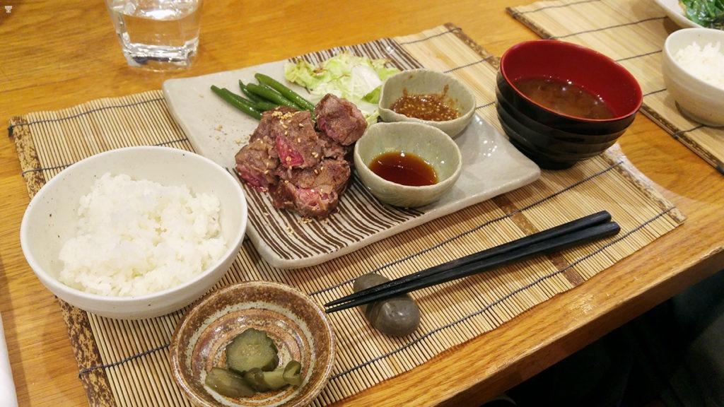 Boeuf japonais
