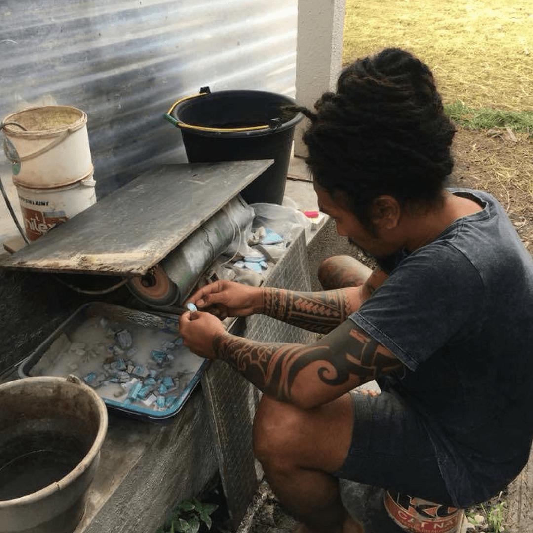 Artisan indonésien