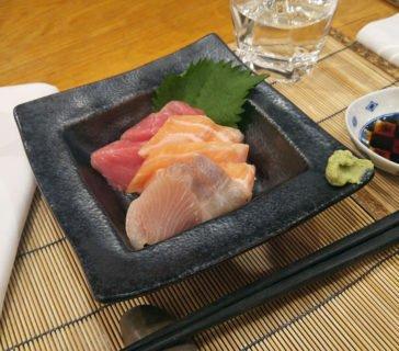 Azabu sashimi