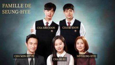 Famille de Seung-hye