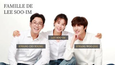 Famille de Lee Soo-Im