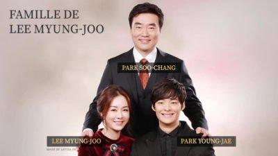 Famille de Lee Myung-Joo