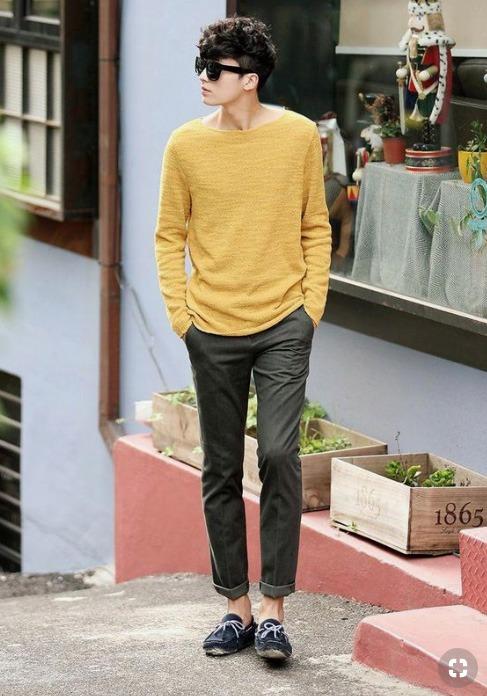 vêtement coréen