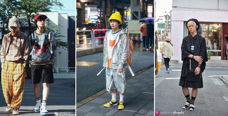 mode japonaise homme