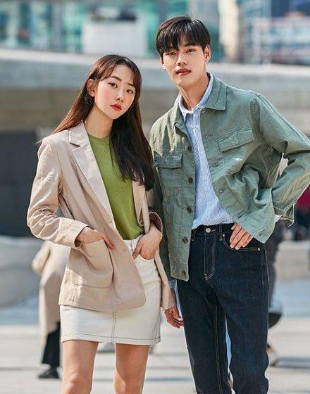 vêtements asiatiques