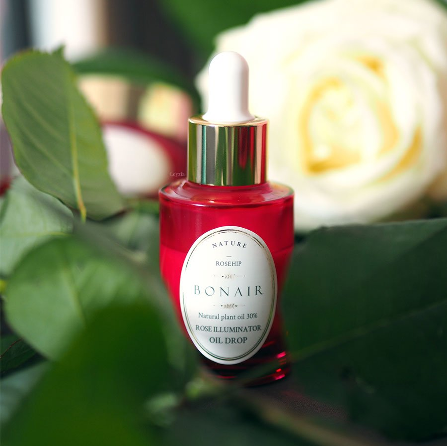 Bonair rose drop oil