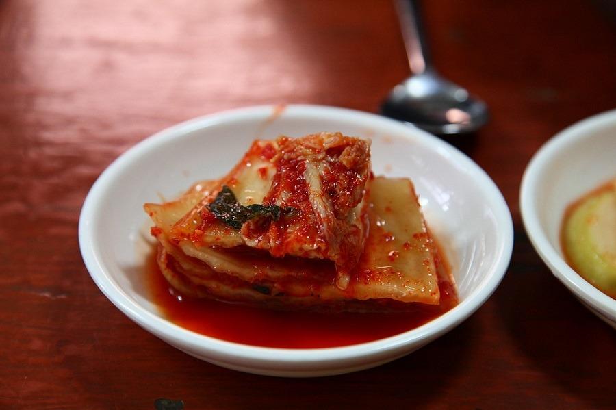 kimchi plats coréens