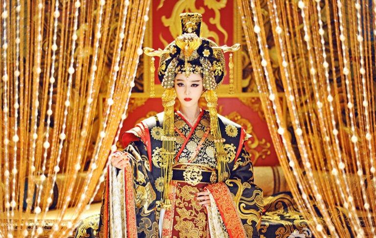 la mode asiatique