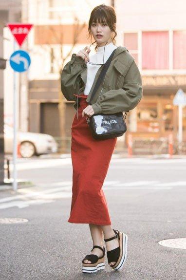 tenue japonaise
