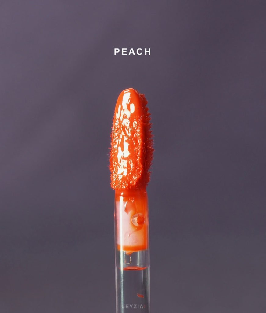 water light tint peach
