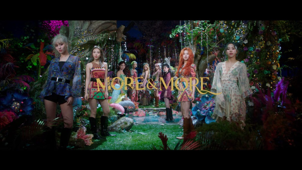twice More & More mode Etro